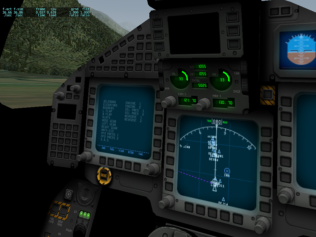 eurofighter typhoon   dmax3D, X-Plane models and more