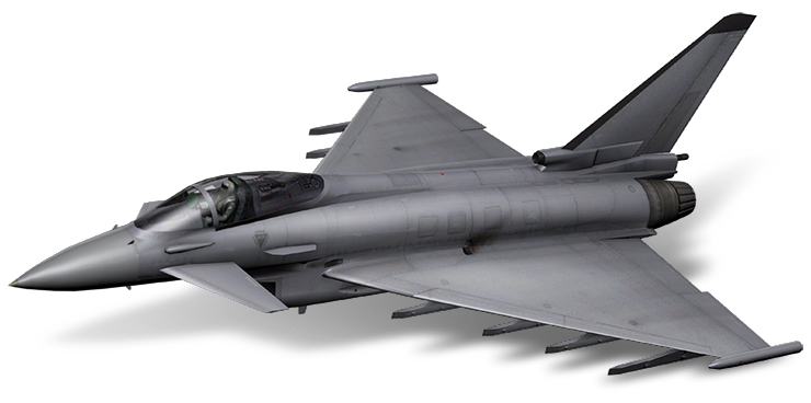 eurofighter typhoon | dmax3D, X-Plane models and more